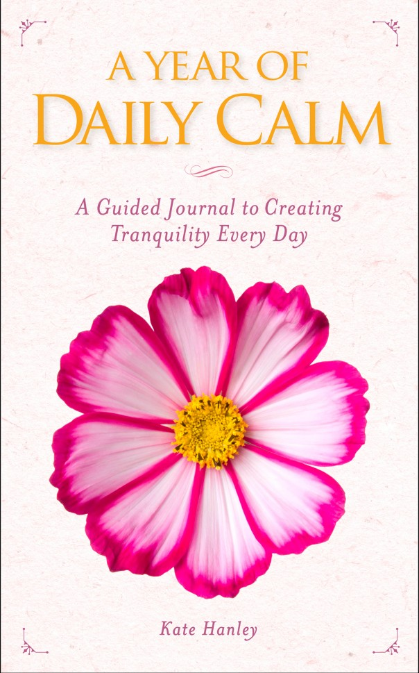 A Year of Daily Calm Cover
