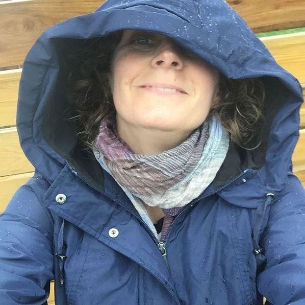 Kate - rain
