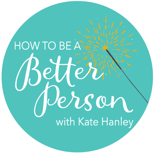 How To Be a Better Person Circular Logo