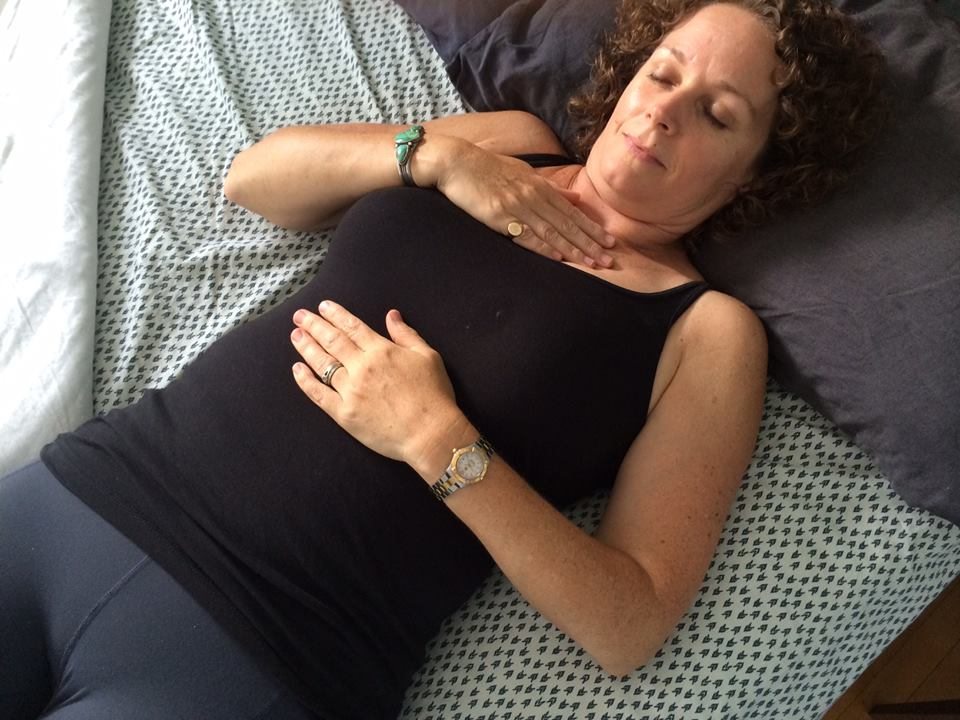 acupressure for sleep